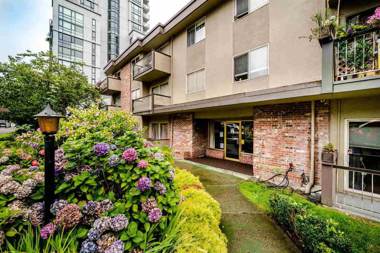 """Main Photo: 104 610 THIRD Avenue in New Westminster: Uptown NW Condo for sale in """"Jae-Mar Court"""" : MLS®# R2491163"""