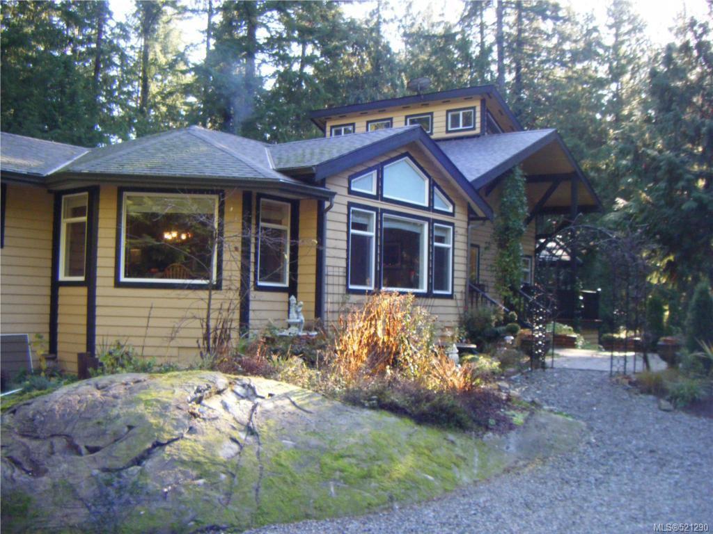 Main Photo: 2060 Ida Ave in SHAWNIGAN LAKE: ML Shawnigan House for sale (Malahat & Area)  : MLS®# 521290