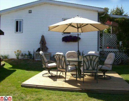 """Photo 7: Photos: 48 41168 LOUGHEED Highway in Mission: Dewdney Deroche Manufactured Home for sale in """"Oasis Estates"""" : MLS®# F1001835"""