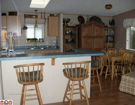 """Photo 9: Photos: 48 41168 LOUGHEED Highway in Mission: Dewdney Deroche Manufactured Home for sale in """"Oasis Estates"""" : MLS®# F1001835"""