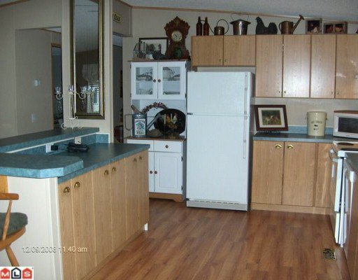 """Photo 4: Photos: 48 41168 LOUGHEED Highway in Mission: Dewdney Deroche Manufactured Home for sale in """"Oasis Estates"""" : MLS®# F1001835"""