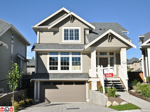 "Main Photo: 6092 163A Street in Surrey: Cloverdale BC House for sale in ""VISTA'S WEST"" (Cloverdale)  : MLS®# F1028280"