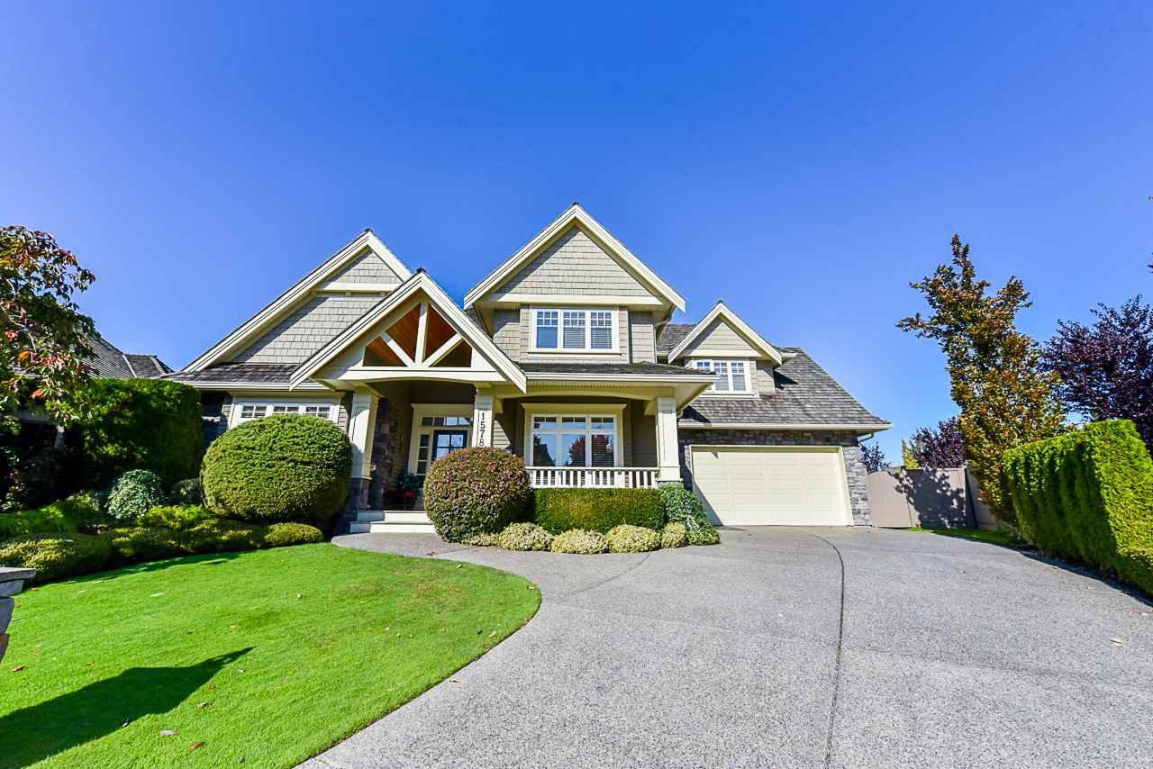 Main Photo: 15785 38A Avenue in Surrey: Morgan Creek House for sale (South Surrey White Rock)  : MLS®# R2411895