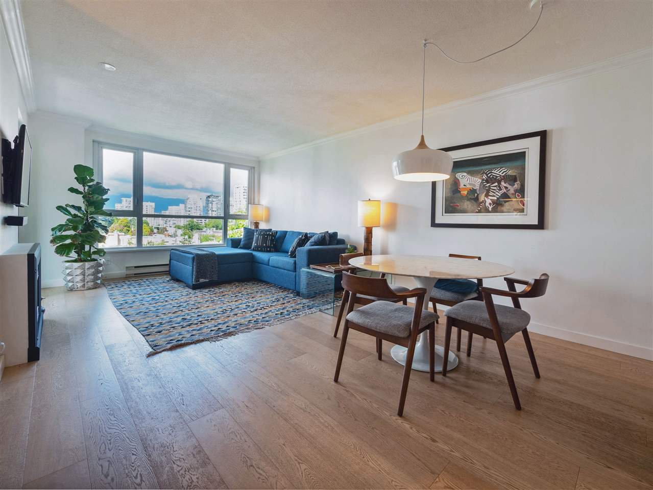 Main Photo: 804 1838 NELSON STREET in Vancouver: West End VW Condo for sale (Vancouver West)  : MLS®# R2473564