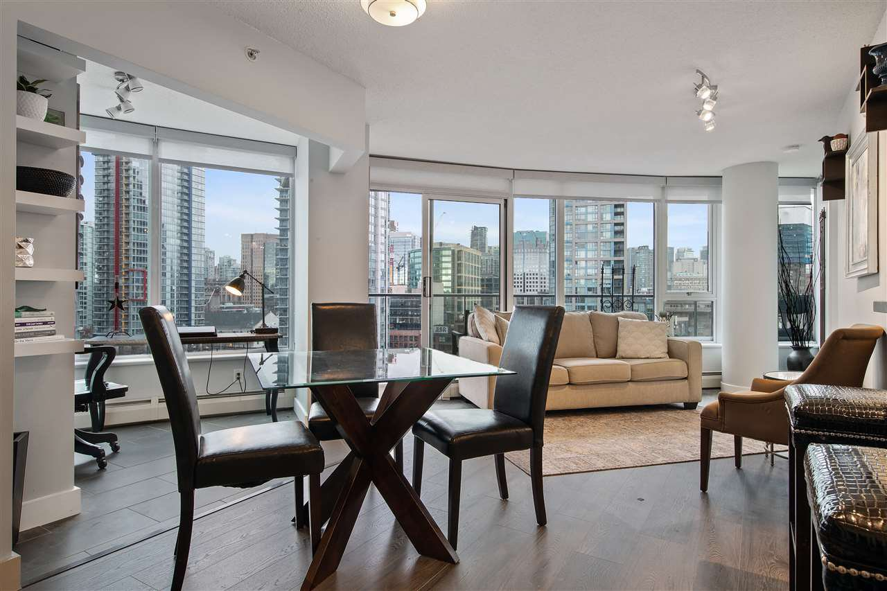 "Main Photo: 1703 58 KEEFER Place in Vancouver: Downtown VW Condo for sale in ""Firenze"" (Vancouver West)  : MLS®# R2480311"