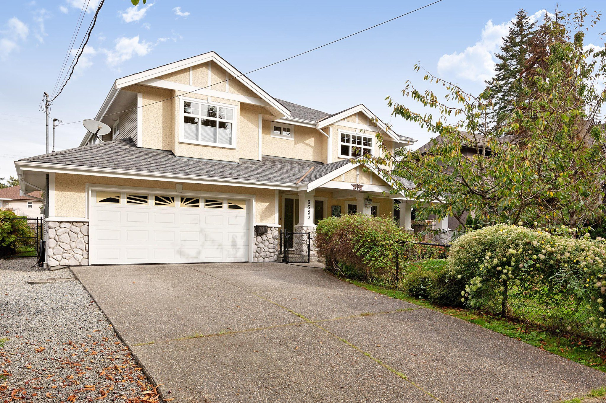 Main Photo: 9685 SULLIVAN Street in Burnaby: Sullivan Heights House for sale (Burnaby North)  : MLS®# R2507211