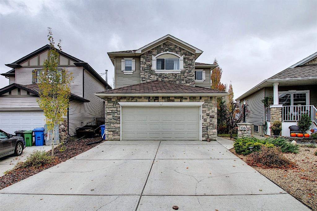 Main Photo: 156 Cimarron Park Circle: Okotoks Detached for sale : MLS®# A1043024
