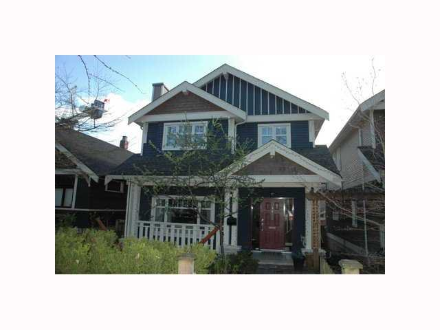 Main Photo: 4472 QUEBEC Street in Vancouver: Main House for sale (Vancouver East)  : MLS®# V814931