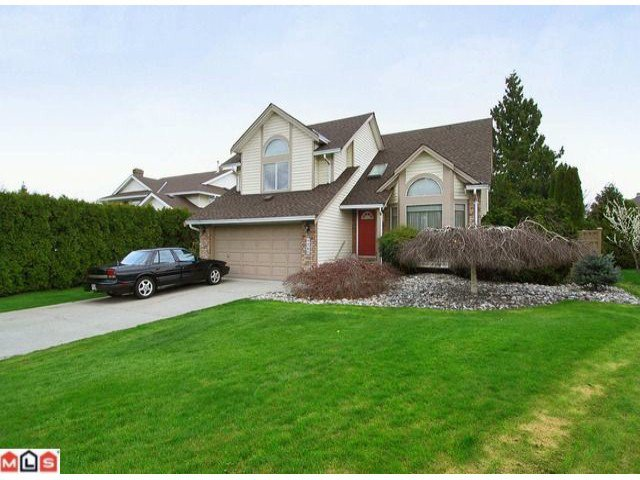 "Main Photo: 9280 154A Street in Surrey: Fleetwood Tynehead House for sale in ""BERKSHIRE PARK"" : MLS®# F1007841"