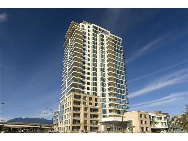 """Main Photo: 1303 125 MILROSS Avenue in Vancouver: Mount Pleasant VE Condo for sale in """"Creekside"""" (Vancouver East)  : MLS®# V837703"""