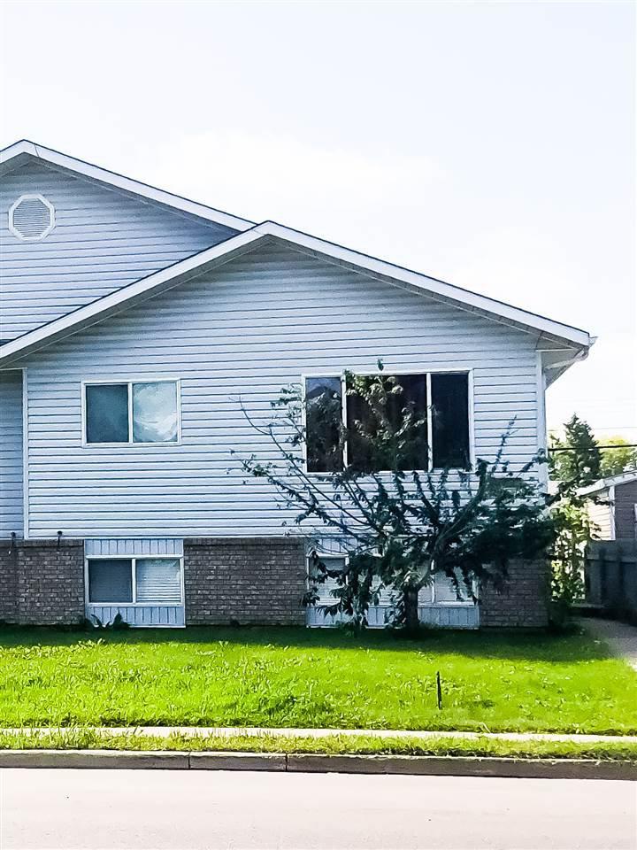 Main Photo: 4817B 50 Avenue: Cold Lake House Half Duplex for sale : MLS®# E4167951