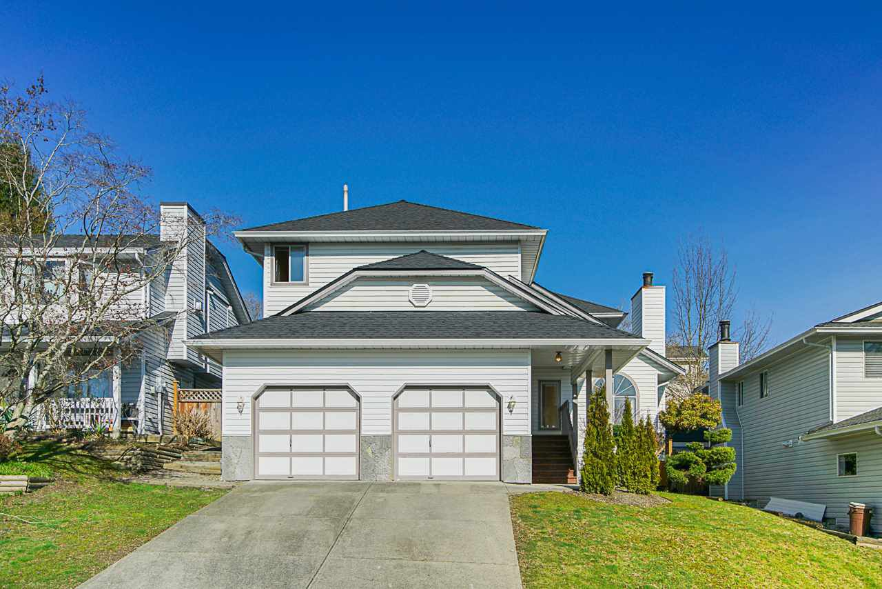 Main Photo: 2881 NASH Drive in Coquitlam: Scott Creek House for sale : MLS®# R2437438