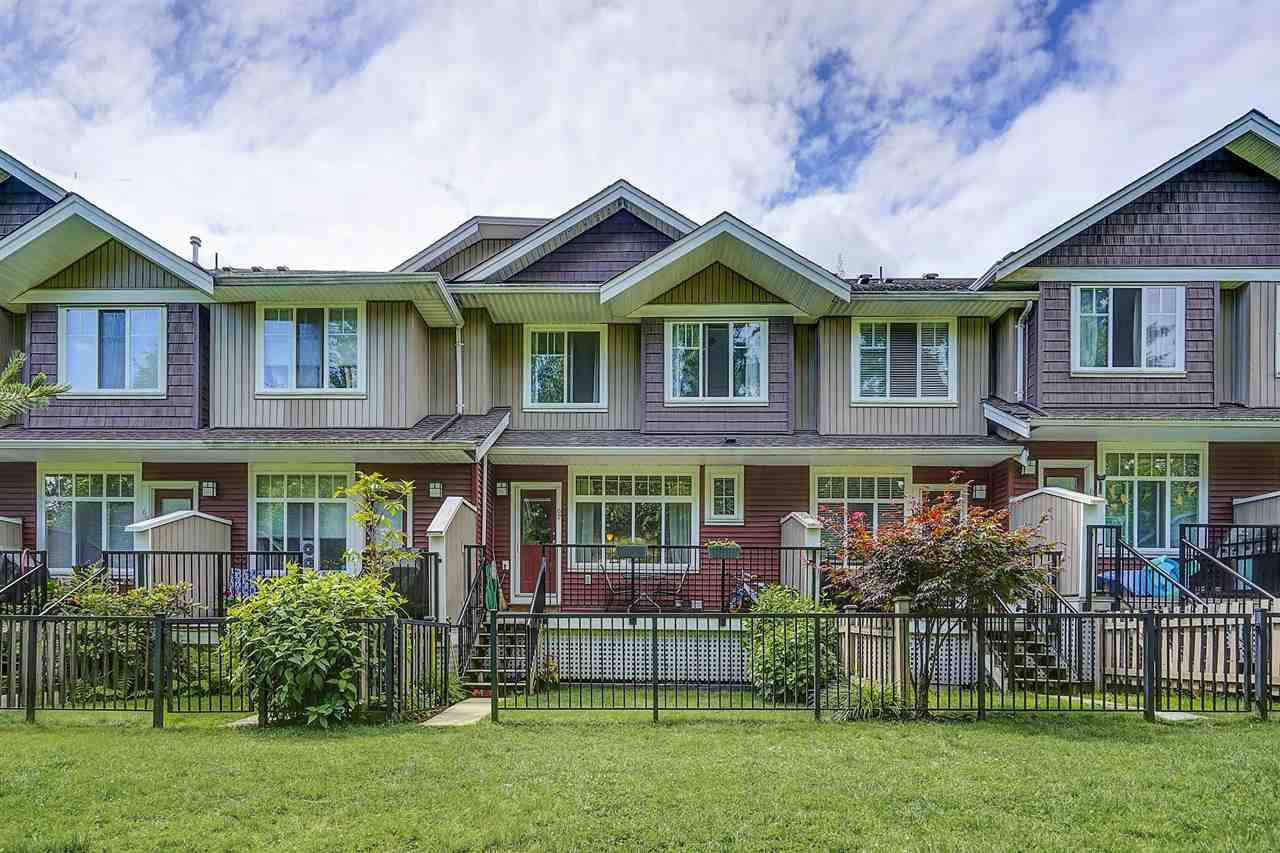 "Main Photo: 67 19455 65 Avenue in Surrey: Clayton Townhouse for sale in ""Two Blue"" (Cloverdale)  : MLS®# R2474171"