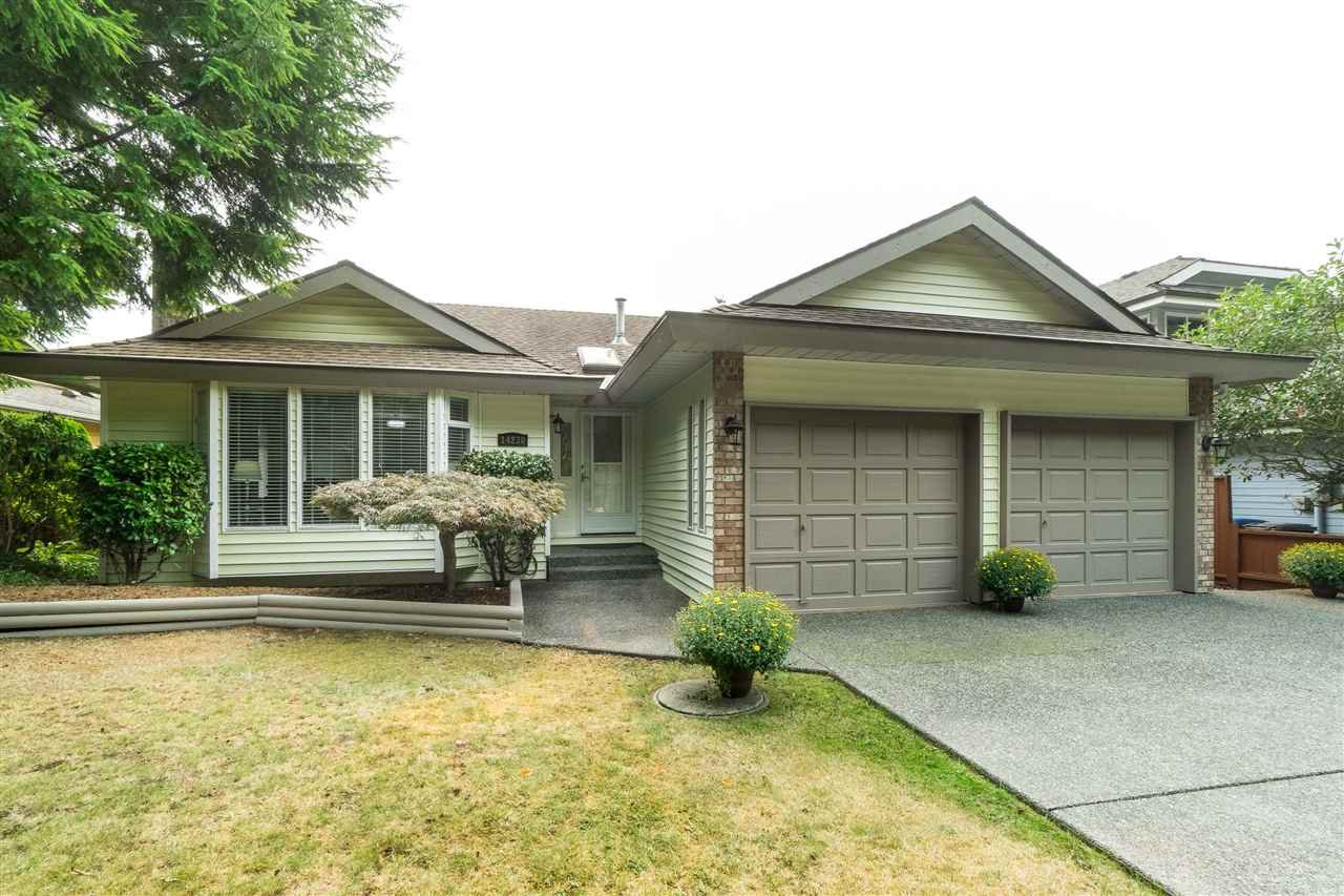 """Main Photo: 14230 20 Avenue in Surrey: Sunnyside Park Surrey House for sale in """"Sunnyside"""" (South Surrey White Rock)  : MLS®# R2499825"""