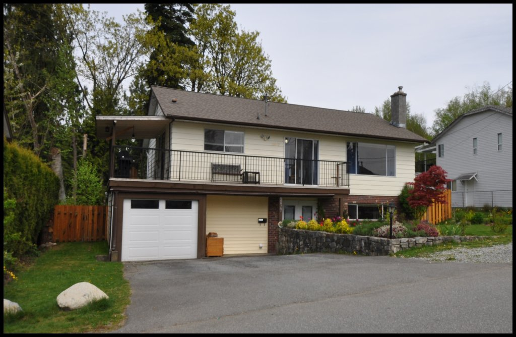 Main Photo: 32547 WILLIAMS Avenue in Mission: Mission BC House for sale : MLS®# F1011285