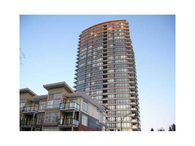"Main Photo: 1703 400 CAPILANO Road in Port Moody: Port Moody Centre Condo for sale in ""Aria II"" : MLS®# V831293"