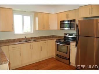 Main Photo: 1308 Roy Road in VICTORIA: SW Strawberry Vale Strata Duplex Unit for sale (Saanich West)  : MLS®# 257927
