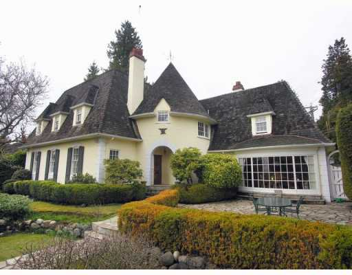 Main Photo: 1819 W 61ST Avenue in Vancouver: S.W. Marine House for sale (Vancouver West)  : MLS®# V759345