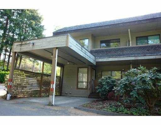 Main Photo: 2702 KINGSFORD Avenue in Burnaby: Montecito Townhouse for sale (Burnaby North)  : MLS®# V775916