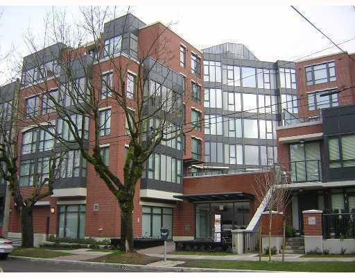 """Main Photo: 608 3228 TUPPER Street in Vancouver: Cambie Condo for sale in """"THE OLIVE"""" (Vancouver West)  : MLS®# V778026"""