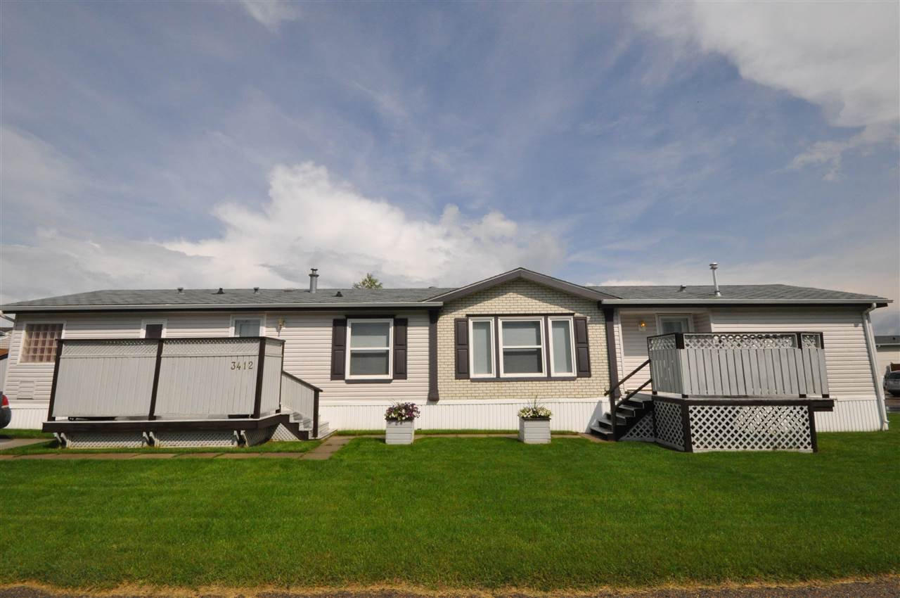 Main Photo: 3412 Lakeview Point in Edmonton: Zone 59 Mobile for sale : MLS®# E4166592