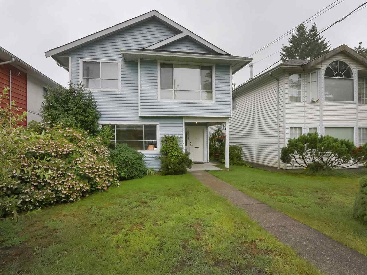 Main Photo: 1938 GRANT Avenue in Port Coquitlam: Glenwood PQ House for sale : MLS®# R2399076