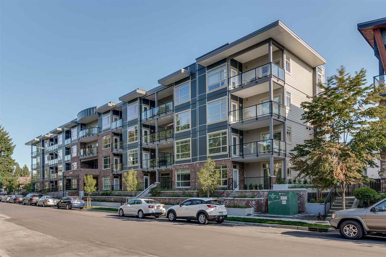 Main Photo: 109 2436 KELLY Avenue in Port Coquitlam: Central Pt Coquitlam Condo for sale : MLS®# R2400383