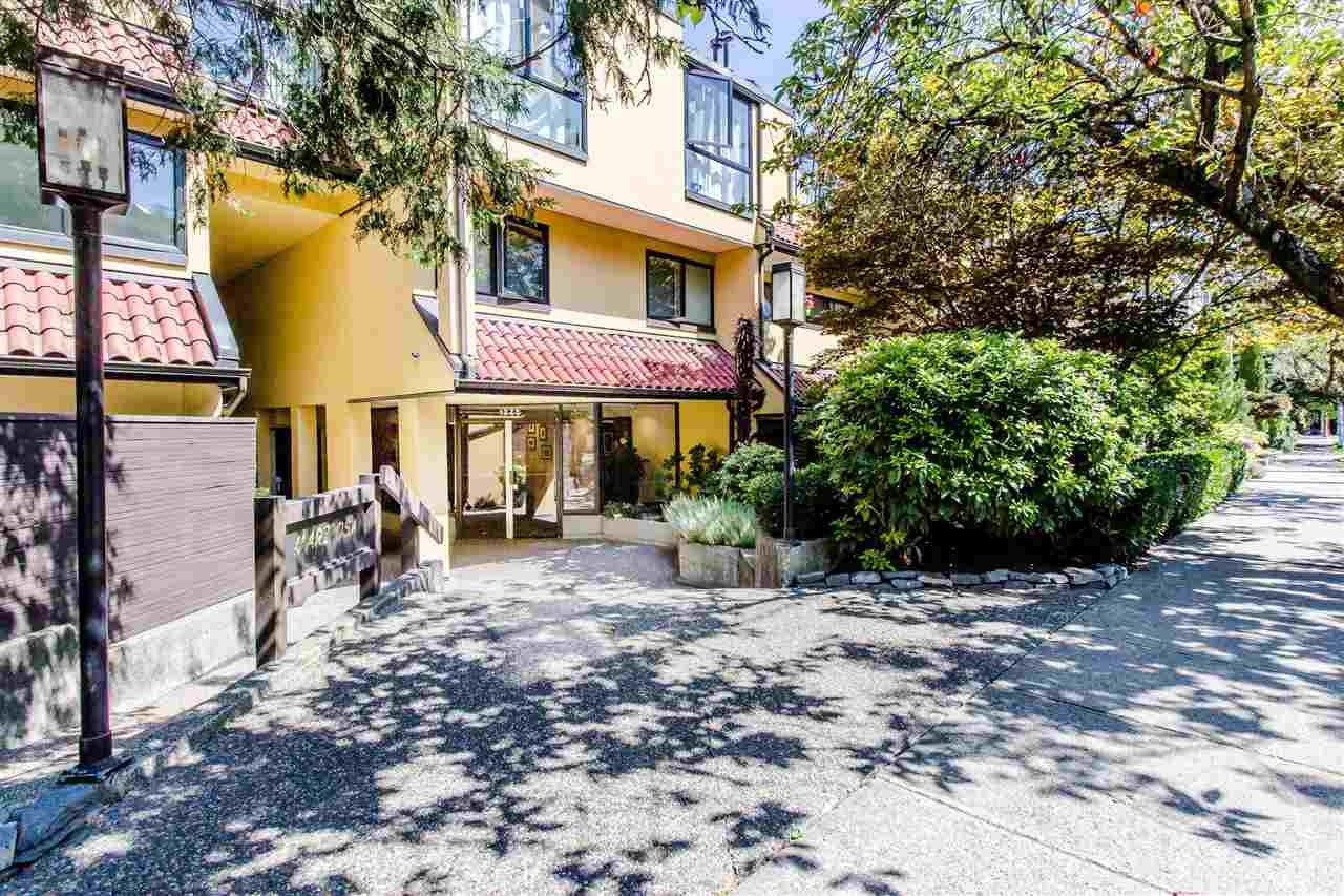 Main Photo: 203 1275 W 7TH AVENUE in Vancouver: Fairview VW Condo for sale (Vancouver West)  : MLS®# R2397948
