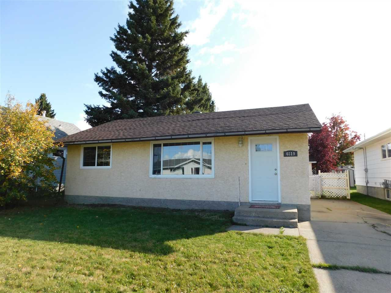 Main Photo: 4819 50 Street: Gibbons House for sale : MLS®# E4175344