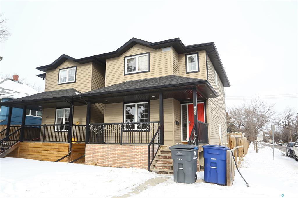 Main Photo: 200A 111th Street in Saskatoon: Sutherland Residential for sale : MLS®# SK799015