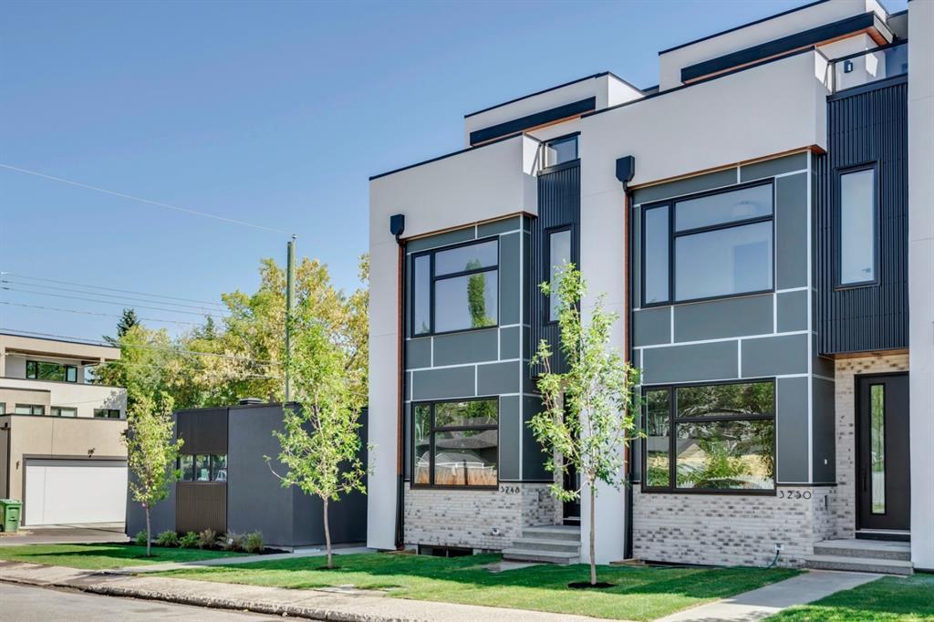 Main Photo: 3250 18 Street in Calgary: South Calgary Row/Townhouse for sale : MLS®# A1026764