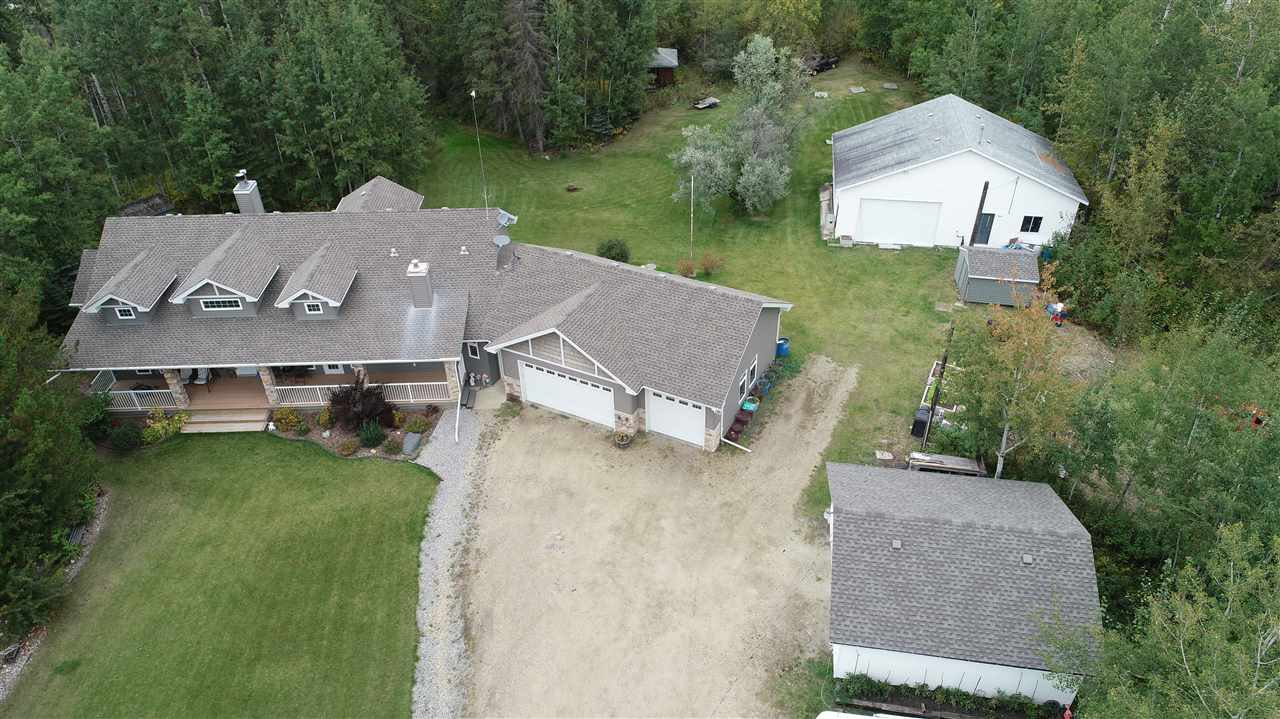 Main Photo: 53133 RGE RD 214: Rural Strathcona County House for sale : MLS®# E4214420