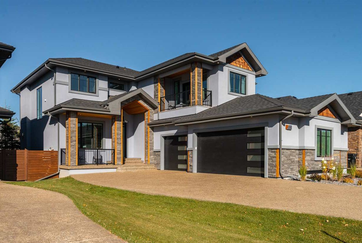 Main Photo: 54 Kenton Woods LN: Spruce Grove House for sale : MLS®# E4216911