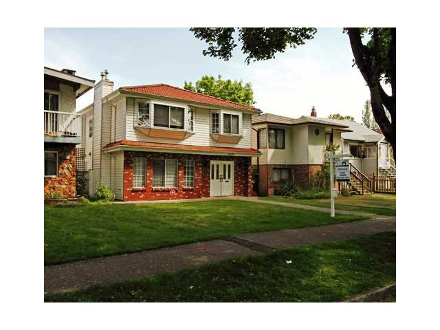 """Main Photo: 2039 E 13TH Avenue in Vancouver: Grandview VE House for sale in """"TROUT LAKE"""" (Vancouver East)  : MLS®# V831057"""