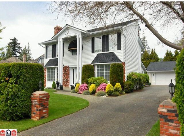 """Main Photo: 13049 19A Avenue in Surrey: Crescent Bch Ocean Pk. House for sale in """"HAMPSTEAD HEATH"""" (South Surrey White Rock)  : MLS®# F1015689"""