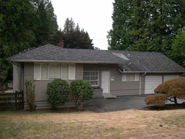 Main Photo: 1450 PALMERSTON Avenue in West Vancouver: Ambleside House for sale : MLS®# V846648