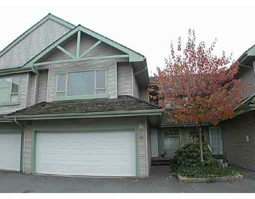 Main Photo: 46 1255 RIVERSIDE DR in Port_Coquitlam: Riverwood Townhouse for sale (Port Coquitlam)  : MLS®# V368092