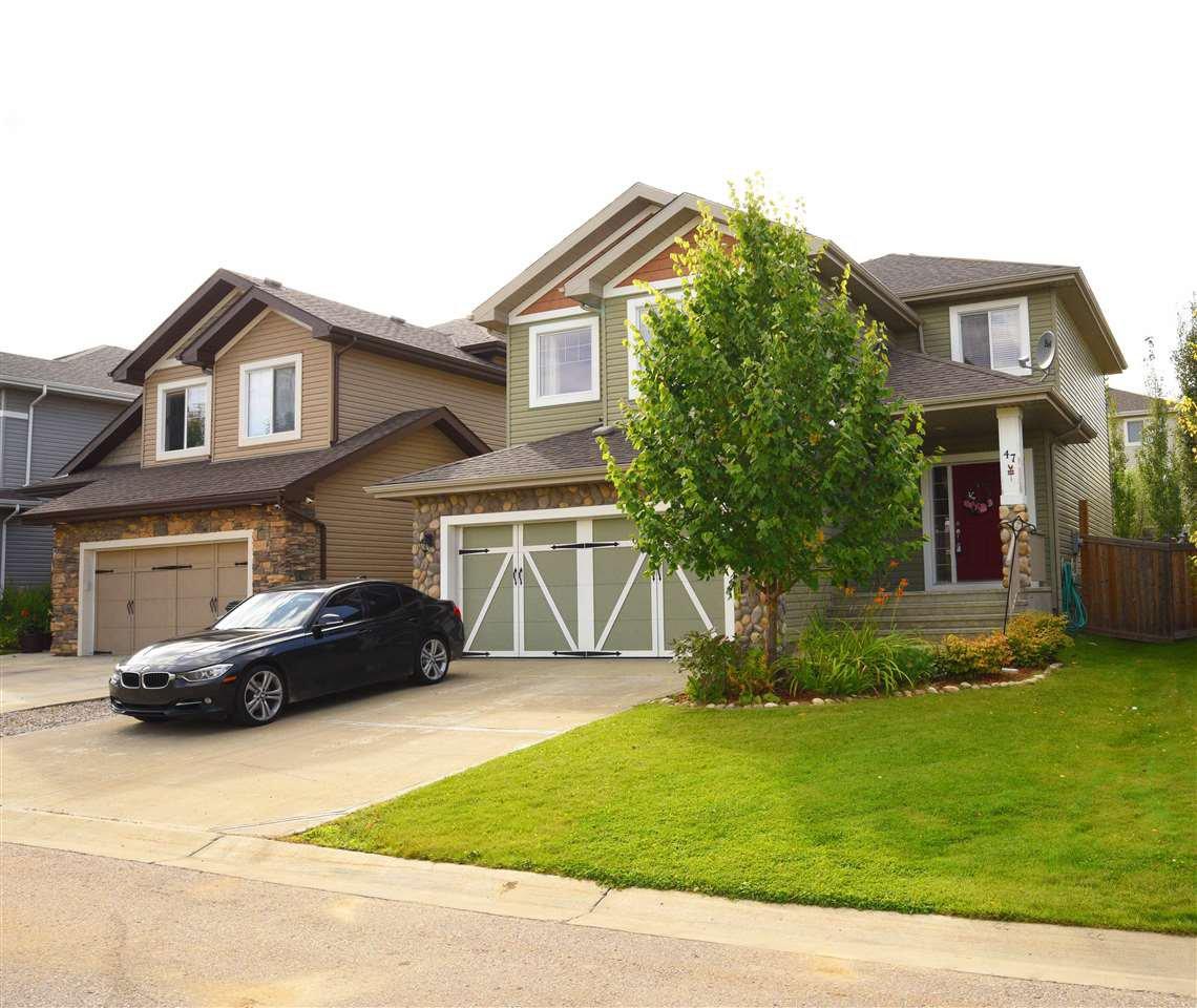 Main Photo: 47 VOLETA Court: Spruce Grove House for sale : MLS®# E4171531