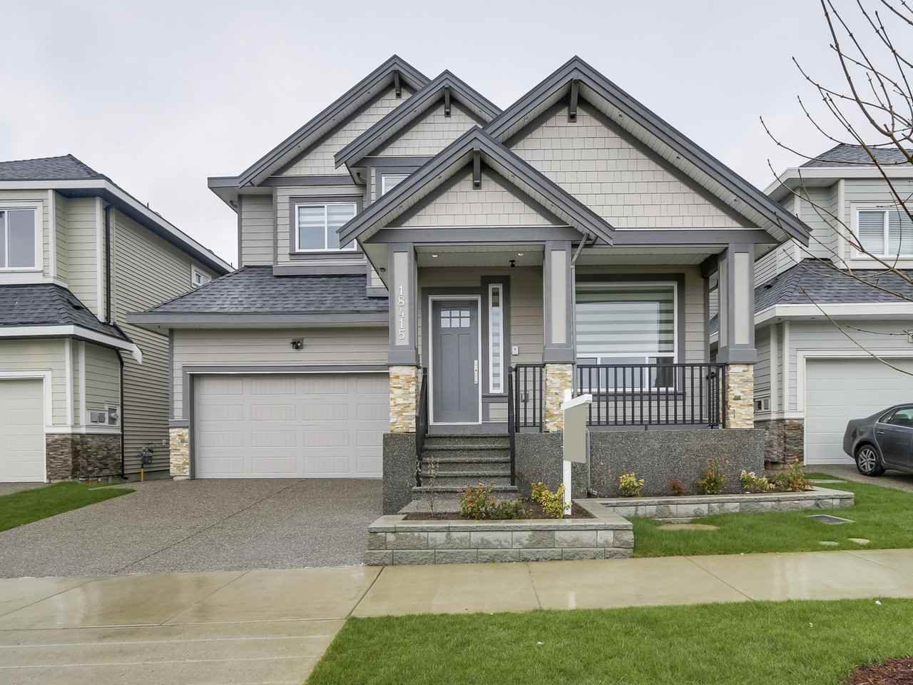 Main Photo: 18415 59A AVENUE in : Cloverdale BC House for sale : MLS®# R2251135