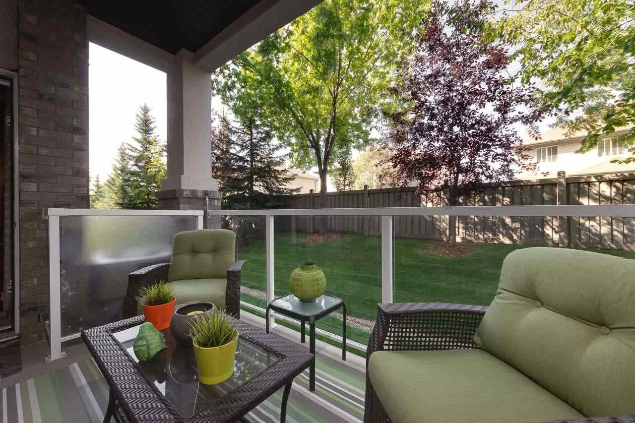 Main Photo: 112 612 111 Street in Edmonton: Zone 55 Condo for sale : MLS®# E4200207