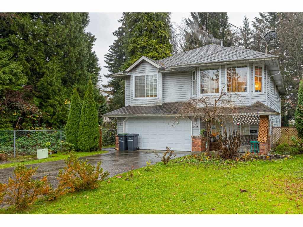 Main Photo: 2866 GLEN Drive in Coquitlam: Eagle Ridge CQ House for sale : MLS®# R2522117