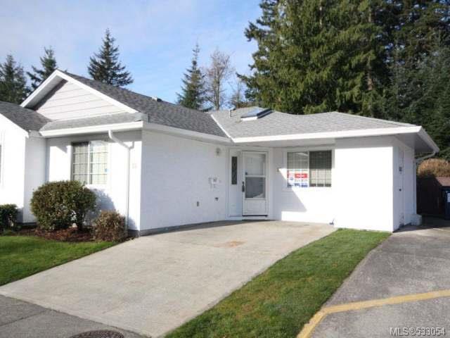 Main Photo: 15 2458 Labieux Rd in NANAIMO: Na Diver Lake Row/Townhouse for sale (Nanaimo)  : MLS®# 533054