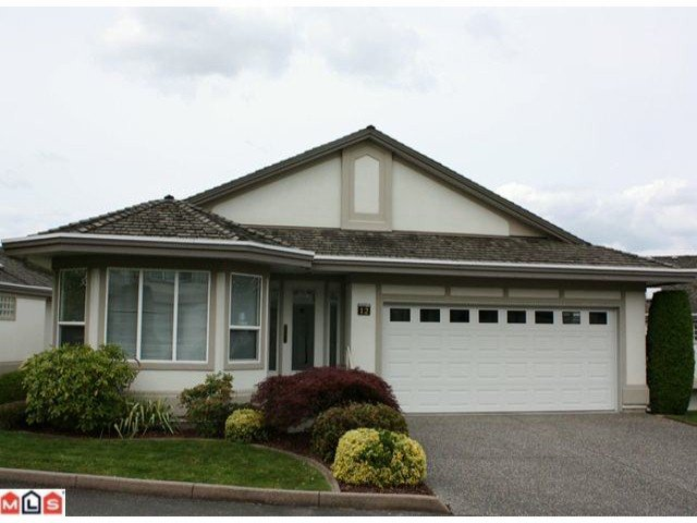 Main Photo: 12 31445 RIDGEVIEW Drive in Abbotsford: Abbotsford West Townhouse for sale : MLS®# F1018911