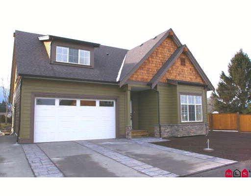"Main Photo: 12 6110 MILLER Drive in Sardis: Sardis West Vedder Rd House for sale in ""MILLER ESTATES"" : MLS®# H2900315"