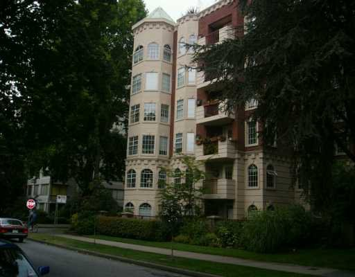 "Main Photo: 301 888 BUTE ST in Vancouver: West End VW Condo for sale in ""THE STAFFORD"" (Vancouver West)  : MLS®# V555353"