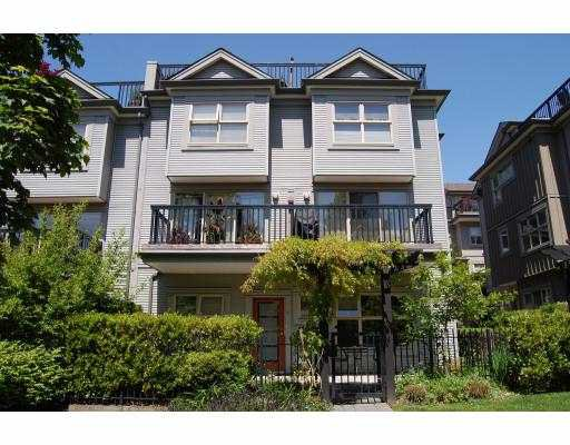 "Main Photo: 6 3855 PENDER Street in Burnaby: Willingdon Heights Townhouse for sale in ""ACTURA"" (Burnaby North)  : MLS®# V768581"