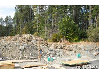 Main Photo: lot2 3593 Kinetic Court in VICTORIA: La Happy Valley Single Family Detached for sale (Langford)  : MLS®# 264362