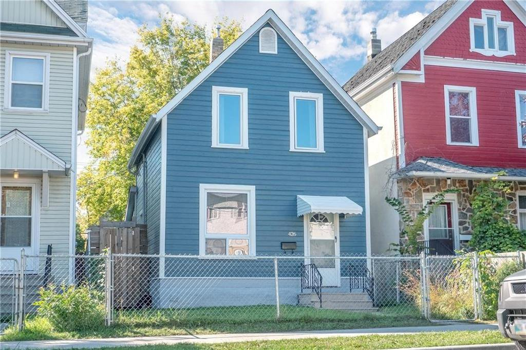 Main Photo: 426 Furby Street in Winnipeg: West End Residential for sale (5A)  : MLS®# 1925864