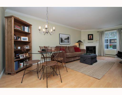 Photo 3: Photos: 119 555 W 14TH Avenue in Vancouver: Fairview VW Condo for sale (Vancouver West)  : MLS®# V808862