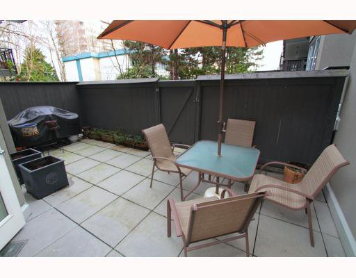 Photo 6: Photos: 119 555 W 14TH Avenue in Vancouver: Fairview VW Condo for sale (Vancouver West)  : MLS®# V808862